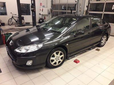 brugt Peugeot 407 1,8 Performance 125HK
