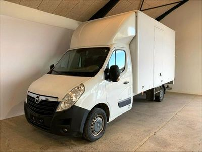 brugt Opel Movano CDTi 163 Chassis L3