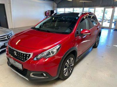 brugt Peugeot 2008 1,6 BlueHDi 100 Selection Sky