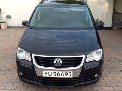 usado VW Touran 1,9 1,9 TDI