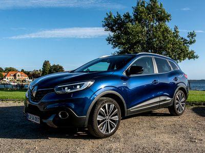 brugt Renault Kadjar dCi 110 EDC