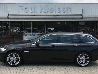 brugt BMW 530 d Touring 3,0 D 245HK Stc 8g Aut.