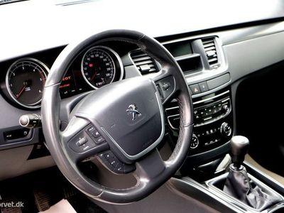 brugt Peugeot 508 2,0 HDI Allure 163HK 6g