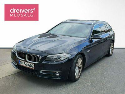 brugt BMW 520 5 SERIE D TOURING AUT | Luxury line
