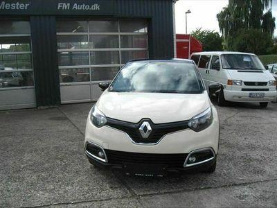 brugt Renault Captur 1,5 DCI FAP Dynamique 90HK 5d