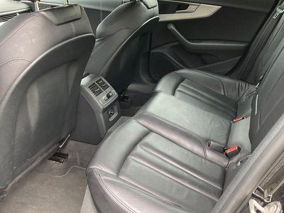 brugt Audi A5 Sportback 2,0 TDI 190 hk 140 kW 5-dørs Forhjulstræk S tronic