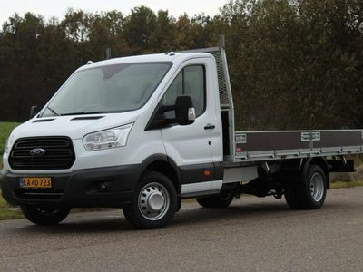 brugt Ford Transit 470 L4 Chassis 2,0 TDCi 170 Trend H1 RWD