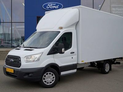 used Ford Transit 350 L3 Chassis 2,0 TDCi 170 Trend H1 FWD