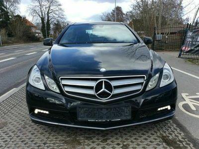brugt Mercedes E350 0 CDi Avantgarde Coupé aut. BE 2d