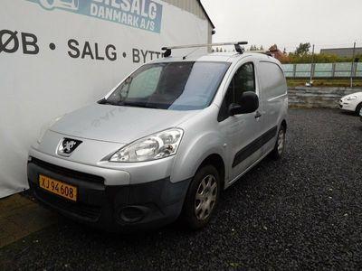 brugt Peugeot Partner 1,6 HDi 75 L1 Van