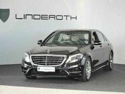 brugt Mercedes S500 4,7 AMG Line aut. 4-M lang