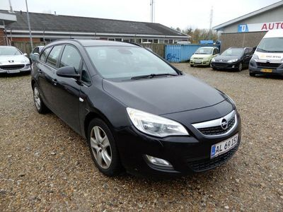 brugt Opel Astra 7 CDTi 125 Enjoy