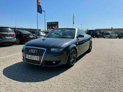 brugt Audi A4 Cabriolet 1,8 T 163
