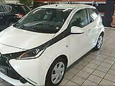 brugt Toyota Aygo 1,0 VVT-i x-play