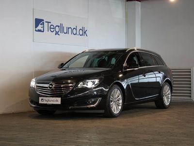 brugt Opel Insignia CDTi 163 Cosmo ST eco