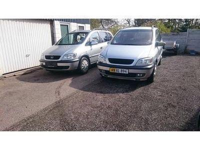brugt Opel Zafira 1,8