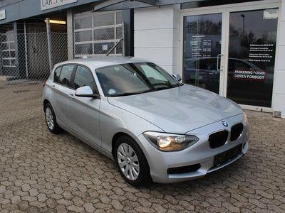 second-hand BMW 116 d 2,0 aut.