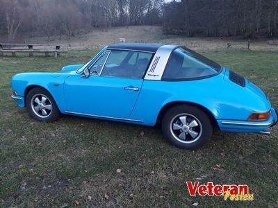 brugt Porsche 911 T 2,2 liter, Targa