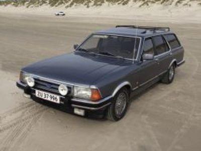 brugt Ford Granada 2.8i st