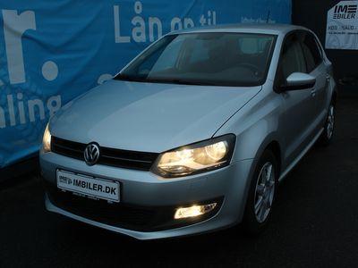 brugt VW Polo 1,6 TDi 90 Comfortline BMT 5d