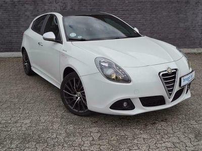 brugt Alfa Romeo Giulietta 1,4 QV M-Air Sportivo 170HK 5d 6g