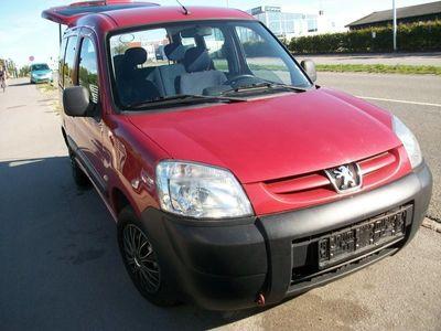 usata Peugeot Partner 1,6 HDi X-Line