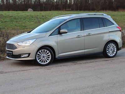 brugt Ford Grand C-Max 2,0 TDCi 150 Titanium aut.