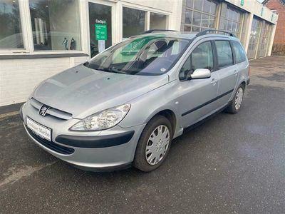 brugt Peugeot 307 2,0 136HK Stc