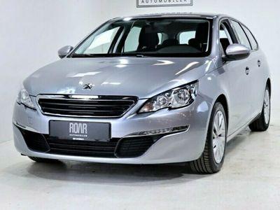 brugt Peugeot 308 1,6 BlueHDi 120 Active SW 5d