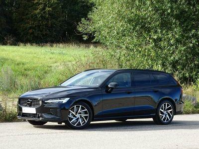 brugt Volvo V60 2,0 T6 ReCharge R-Design aut. AWD