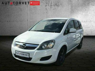 brugt Opel Zafira 1,7 CDTi 125 Enjoy eco 7prs