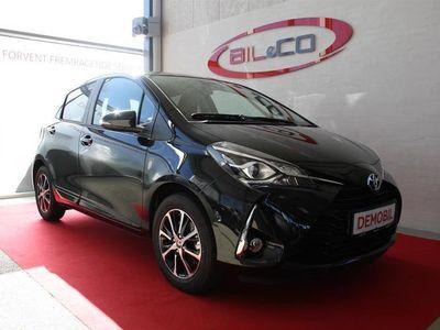 gebraucht Toyota Yaris 1,5 VVT-I T3 111HK 5d 6g