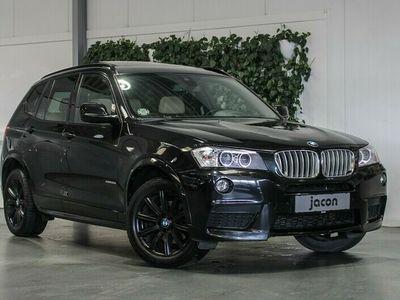 brugt BMW X3 3,0 xDrive35i aut. 5d