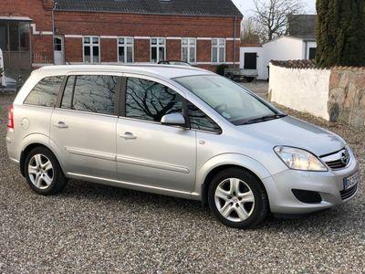 gebraucht Opel Zafira 1,9 CDTI Enjoy 150HK 6g