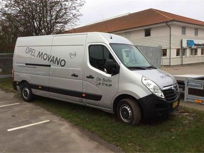 brugt Opel Movano L3H2 2,3 BiTurbo CDTI Start/Stop 136HK Van 6g