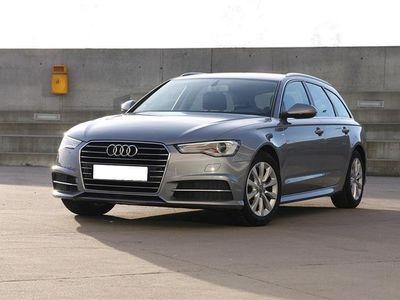 brugt Audi A6 Avant 3,0 TDI S Tronic 218HK Stc 7g Aut. - Personbil - gråmetal