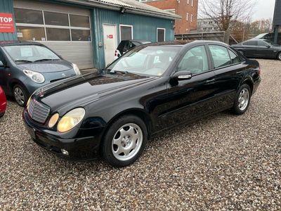 brugt Mercedes E320 2 Classic aut.