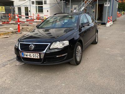 brugt VW Passat VARIANT 1,9 TDI