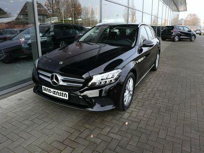 used Mercedes C200 1,5 stc. aut.
