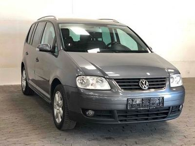 brugt VW Touran 2,0 2,0 TDI