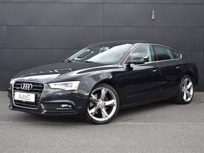 brugt Audi A5 Sportback 2,0 TFSi 211 S-line quat. S-tr.
