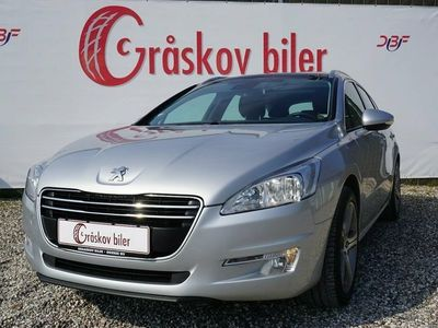 usata Peugeot 508 2,0 HDi 140 Active SW