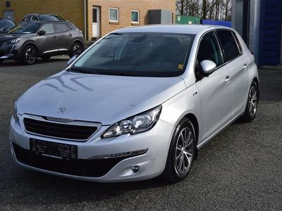 brugt Peugeot 308 1,6 BlueHDi Style 120HK 5d