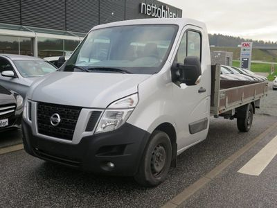 second-hand Nissan NV400 2,3 dCi 135 L3 Chassis m/lad