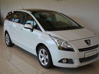 brugt Peugeot 5008 1,6 HDi 110 Premium 7prs