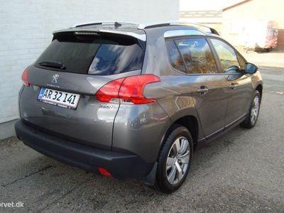 brugt Peugeot 2008 1,2 VTi Active 82HK