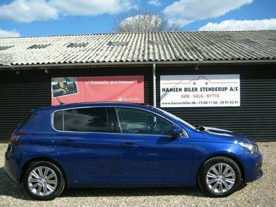 brugt Peugeot 308 1,5 BlueHDi 130 Infinity