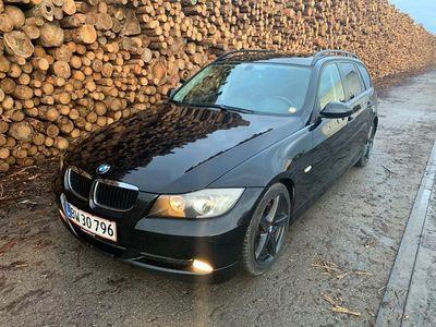 brugt BMW 320 2,0 Steptr. Touring 5d.