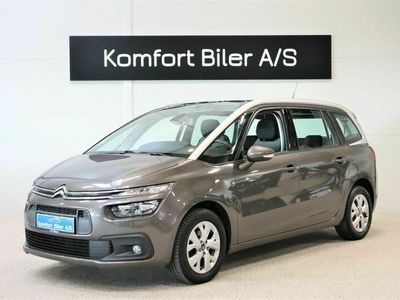 brugt Citroën Grand C4 Picasso BlueHDi 120 Iconic 1,6
