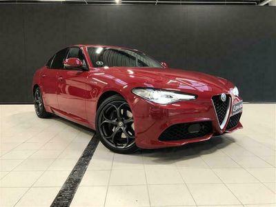 brugt Alfa Romeo Giulia 2,0 Turbo Veloce Q4 280HK 8g Aut.